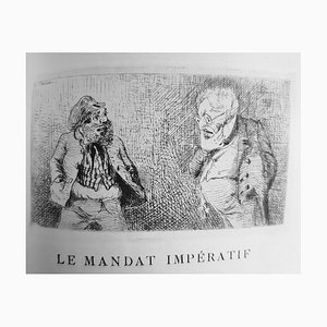 Théâtre des Pupazzi, Book Illustrated by L. Lemercier de Neuville, 1876