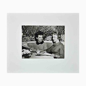 De Wan Studios, Jane Russell and Gloria Green, Original B&W Photograph, 1940
