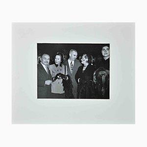 De Wan Studios, Jane Russell and Gloria Green, Original B&W Photograph, 1940s