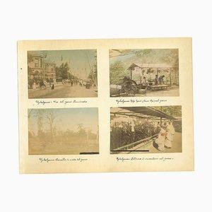 Unknown, Ancient Views of Yokohama, Vintage Album Print, 1890s