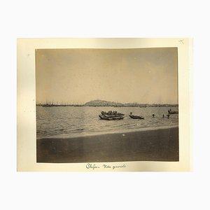 Unknown, Ancient Views of Chefoo, Vintage Album Print, 1890s