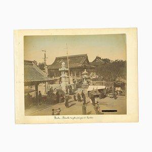 Unknown, Ancient Views of Kobe, Vintage Album Print, 1890s
