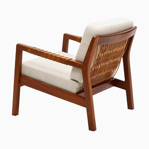 Rialto Armchair by Carl Gustav for Puunveisto Oy, Finland