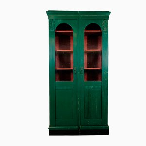 Antique Painted Cupboard, 1920s