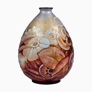 Pear-Shaped Vase