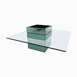 Blok Coffee Table by Nanda Vigo for Acerbis, Italy, 1971