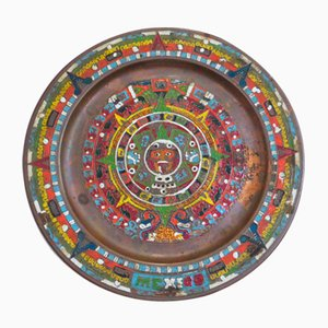Wall Plate, Mexico, 1970s