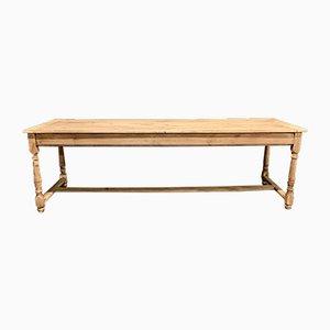 Draper's Table in Raw Oak, 1900s