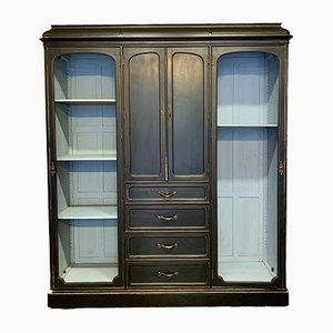 Large Art Nouveau Shop Display Cabinet, 1940s