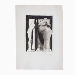 Graphics, Josep Pla-Narbona, Isolation and Libido, 1971