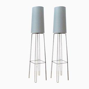 Italian Floor Lamps, 2010, Set of 2