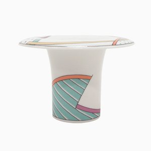 Century New Wave Vase by Tapio Wirkkala and Dorothy Hafner for Rosenthal, 1985