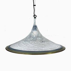 Murano Pendant Lamp, Italy, 1980s