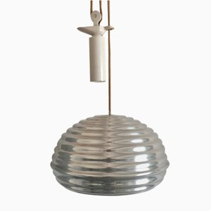 Suspension Lamp with Counterweight by Achille Castiglioni