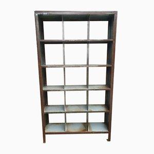 Industrial Steel Cabinet Room Divider