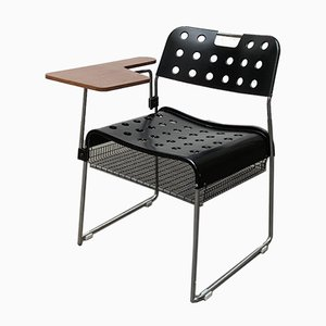 Vintage Space Age Omkstack Chair by Rodney Kinsman for Bieffeplast