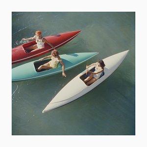 Lake Tahoe Trip, Slim Aarons, 20th Century, Photograph, California, Emerald