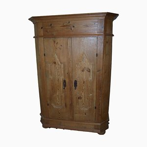 Country Style Wooden Cabinet