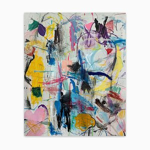 Untitled21D, Abstract Painting, 2021
