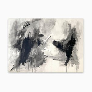 Monochromatic Series, NR 2, Abstract Painting, 2021