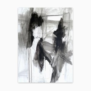 Monochromatic Series, NR 1, Abstract Painting, 2021