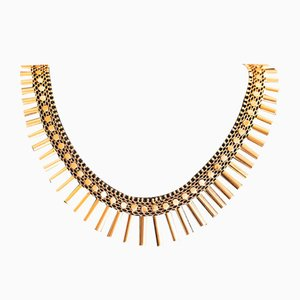 Antique Necklace in 18k Gold, 1940s
