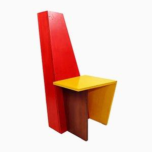 Constructivist Chair, 1980s