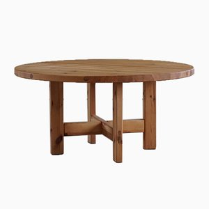 Pine RW 152 Dining Table by Roland Wilhelmsson for Karl Andersson & Son