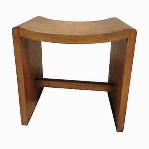 Art Deco Stool or Footrest