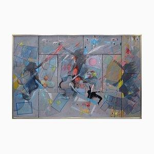 Renato Criscuolo, Trasparenze, Oil on Canvas