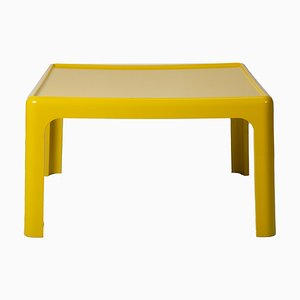 Yellow Coffee Table by Peter Ghyczy for Horn Collection