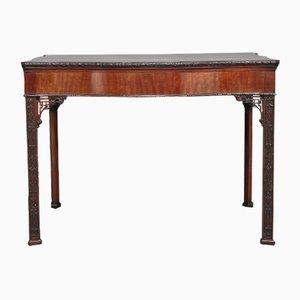Early 20th Century Mahogany Center Table