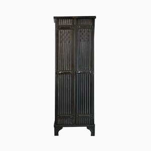 French Metal Locker from Strafor, 1930s