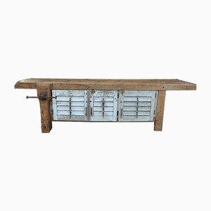 Carpenter's Workbench with 3 Doors, 1930s