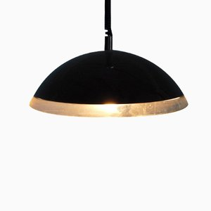Black Italian Pendant Lamp by Harvey Guzzini
