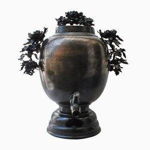Meiji Water Fountain in Bronze, Japan, 19th Century