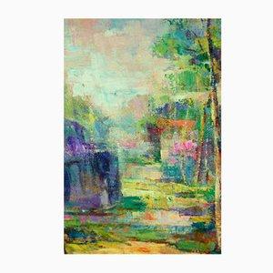 Alfonso Pragliola, Reminiscenze, Mixed Media on Canvas