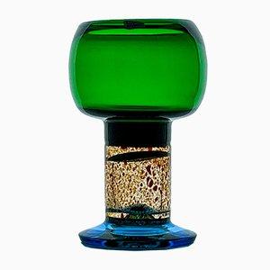 Model KF539 Glass Art-Object Trophy by Kaj Franck for Nuutajärvi-Notsjö, Finland, 1975