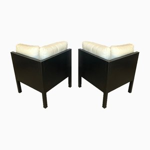 Sity Armchairs by Antonio Citterio for B&B Italia / C&B Italia, Set of 2