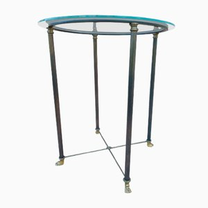 Copper Table with Gilding