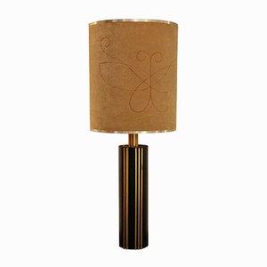 Lámpara de mesa italiana de Angelo Brotto para Esperia, años 70