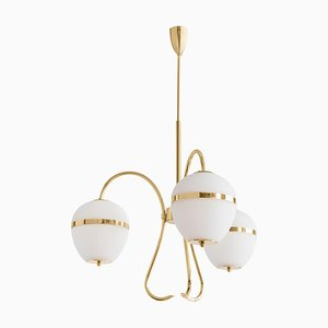 China 02 Triple Chandelier by Magic Circus Editions