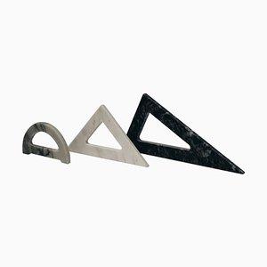 Thalis & Kriton Triangles by Faye Tsakalides, Set of 3
