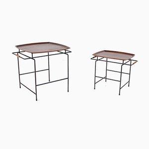 Minimalist Coffee Tables, Set of 2