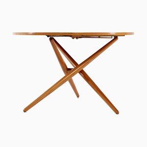 Tripod Table by Jürg Bally for Wohnhilfe