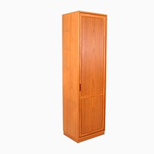 Scandinavian-Style Column Cupboard