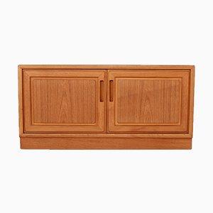 Low Scandinavian Sideboard or TV Stand
