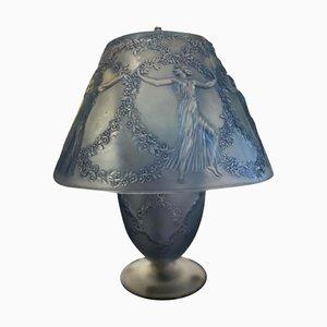 Six Dancers Lamp by René Lalique