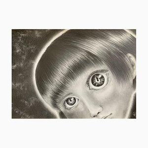 Japanese Drawing, Tomo Sakurai, See Through Everything, 2021