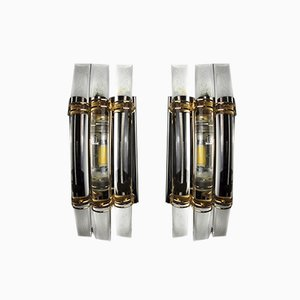 Sconces from Venini, Italy, 1980s, Set of 2